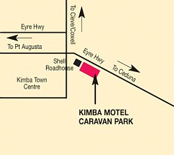 Kimba Motel Caravan Park - Accommodation Whitsundays