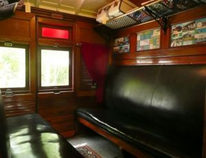 Mt Nebo Railway Carriage amp Chalet - Accommodation Whitsundays
