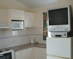Haven Caravan Park - Accommodation Whitsundays
