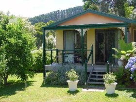 Ripplebrook Cottage - Accommodation Whitsundays