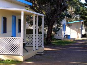 Kingscote Nepean Bay Tourist Park And Parade Units - Accommodation Whitsundays