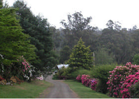 Mountain Rivers Lodge - Accommodation Whitsundays
