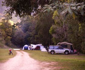 Mt Warning Holiday Park - Accommodation Whitsundays