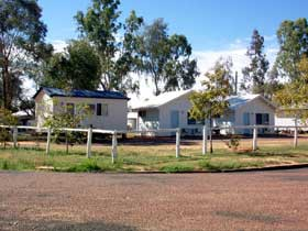 Cobb amp Co Caravan Park