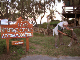 1770 Heritage Cottage - Accommodation Whitsundays