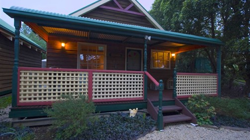 Trawool Cottages  Farmstay - Accommodation Whitsundays