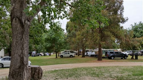 Valley View Caravan Park - Accommodation Whitsundays