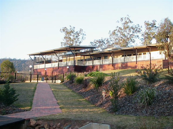 Camp Somerset - Accommodation Whitsundays