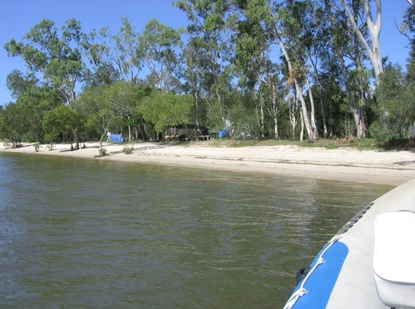 Mission Point Camping Area - Accommodation Whitsundays