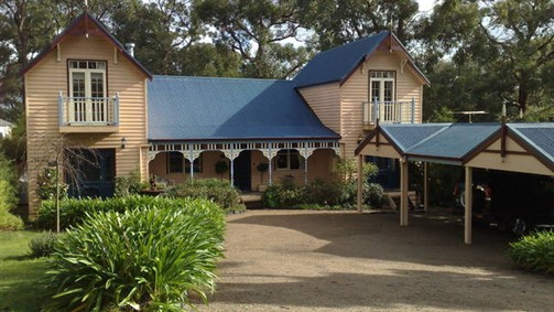 Hideaways at Red Hill - Accommodation Whitsundays