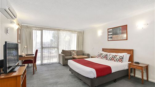 Quality Inn and Suites Knox - Accommodation Whitsundays