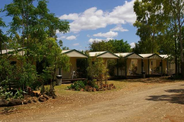 Bedrock Village Caravan Park - Accommodation Whitsundays