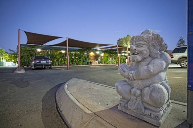 Cattrall Park Motel - Accommodation Whitsundays
