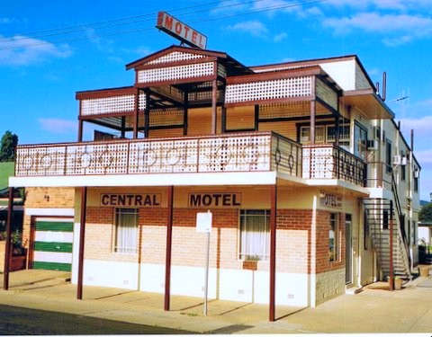 Central Motel - Accommodation Whitsundays