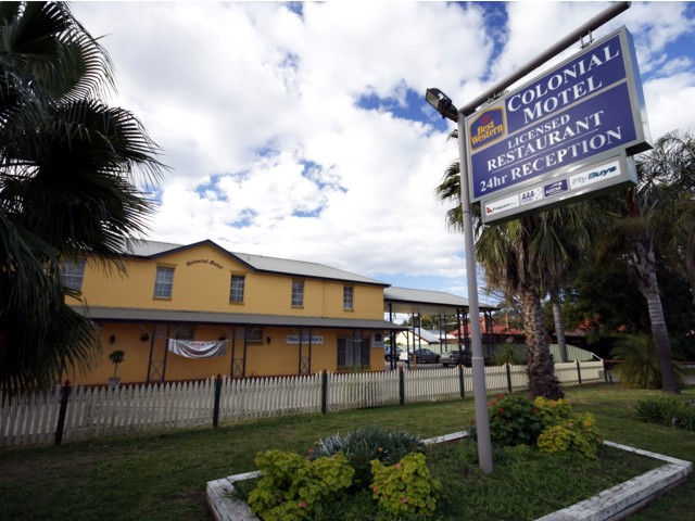 Colonial Motel - Accommodation Whitsundays
