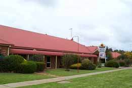 Quality Inn Parkes International - Accommodation Whitsundays