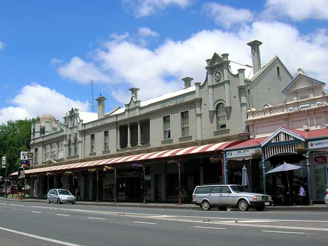 Commercial Hotel Camperdown - Accommodation Whitsundays