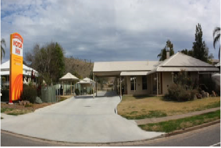 Country Roads Motor Inn - Gayndah - Accommodation Whitsundays