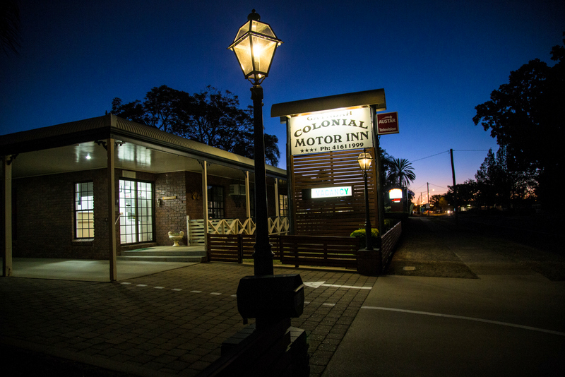 Gayndah Colonial Motor Inn - Accommodation Whitsundays