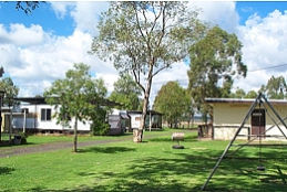 Glasbys Caravan Park - Accommodation Whitsundays