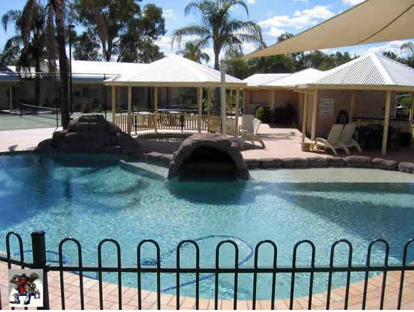 Jolly Swagman Motor Inn - Accommodation Whitsundays