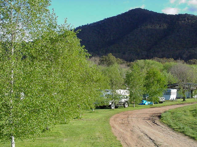 Magorra Caravan Park - Accommodation Whitsundays