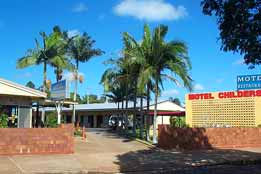 Motel Childers - Accommodation Whitsundays