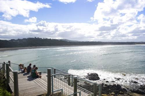 North Coast Holiday Parks Scotts Head - Accommodation Whitsundays