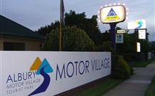 Albury Motor Village - Accommodation Whitsundays