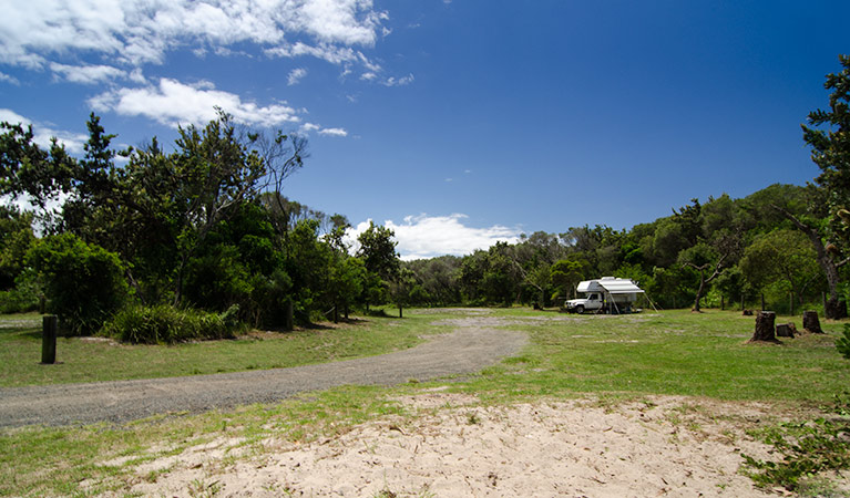 Banksia Green campground - Accommodation Whitsundays