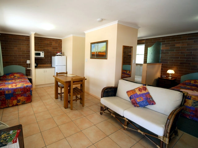 Rubyvale Motel  Holiday Units - Accommodation Whitsundays