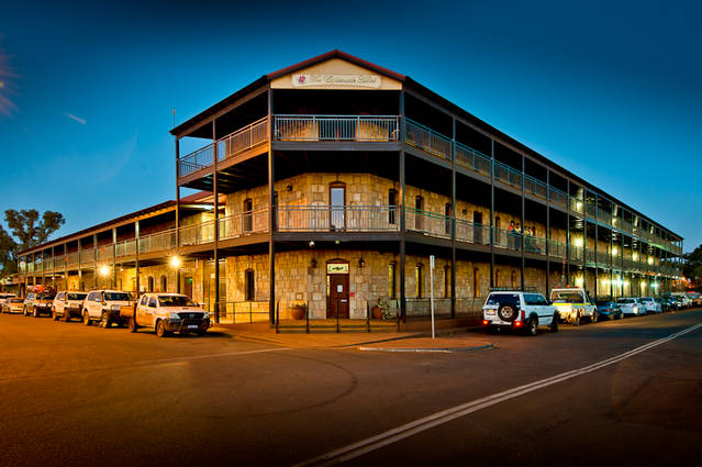 The Esplanade Hotel Port Hedland - Accommodation Whitsundays