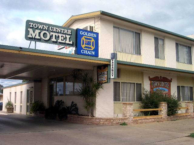Town Centre Motel - Accommodation Whitsundays