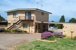 Wellington Motor Inn - Accommodation Whitsundays
