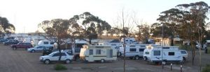 Woomera Traveller's Village  Caravan Park - Accommodation Whitsundays