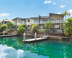Bay View Luxury Waterfront Villa - Accommodation Whitsundays