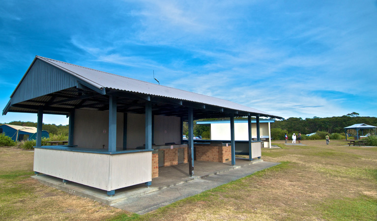 Freemans campground - Accommodation Whitsundays