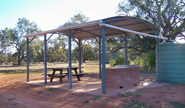 Yanda campground - Accommodation Whitsundays
