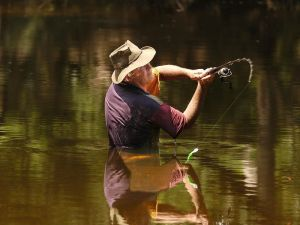 Lochlorian Trout Fishing and Getaway - Accommodation Whitsundays