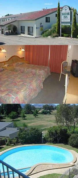 Tumut Motor Inn - Accommodation Whitsundays
