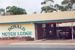 DONALD MOTOR LODGE - Accommodation Whitsundays