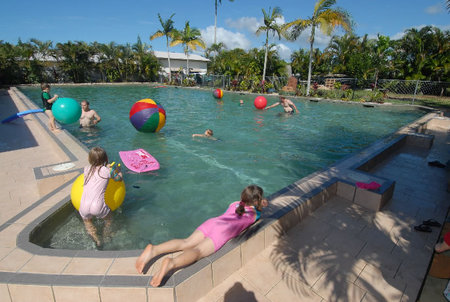 Kurrimine Beach Holiday Park - Accommodation Whitsundays