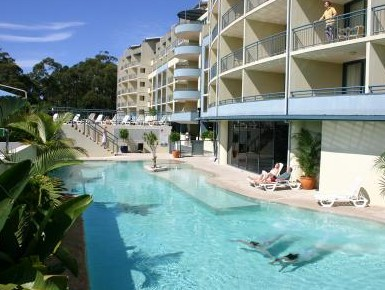 The Landmark Resort - Accommodation Whitsundays