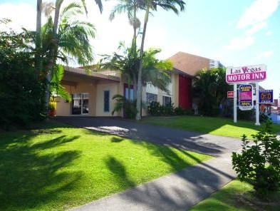 Las Vegas Motor Inn - Accommodation Whitsundays