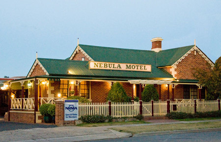 Nebula Motel - Accommodation Whitsundays