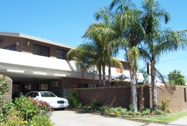Best Western Garden Court Motel - Accommodation Whitsundays