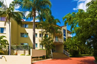 Bayview Waters Apartments - Accommodation Whitsundays