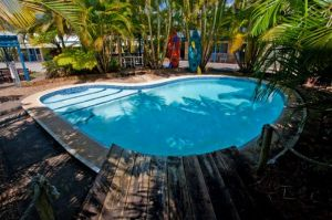 Tin Can Bay Motel - Accommodation Whitsundays