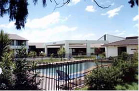 Comfort Inn Hallmark - Accommodation Whitsundays