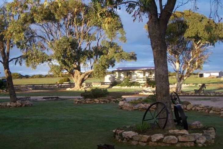 Coodlie Park - Port Kenny - Venus Bay - Accommodation Whitsundays